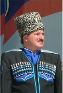 Атаман Борисенко  Виктор  Алексеевич