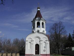 Храм святителя Николая Архиепископа Мир Ликийских чудотворца