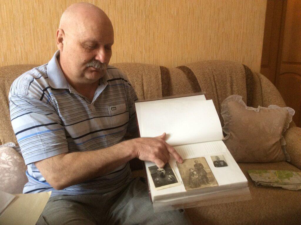 Сергей Дмитриевич Филиппович, правнук Н.Н. Безменова.