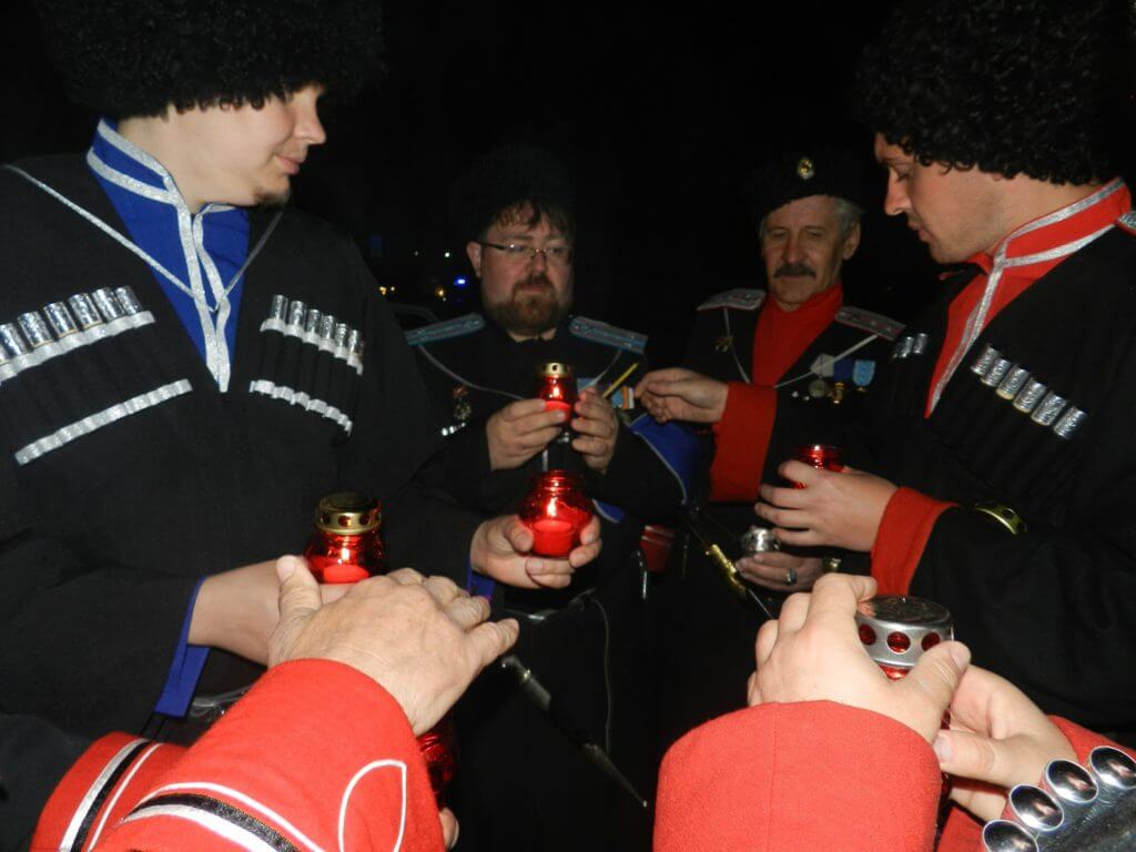 Фото - встреча Благодатного огня (4)